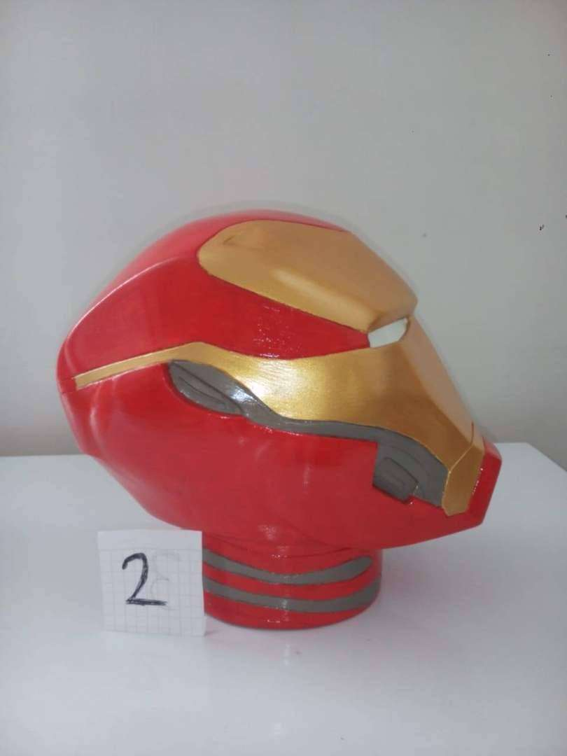 Alcancía iron Man Avengers