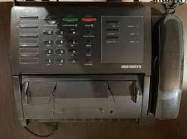 VENDO TELEFAX SAMSUNG FX 500