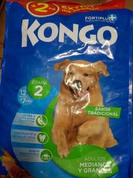 Kongo Perro