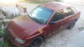 Vendo Ford escort. Modelo 1997. Gas