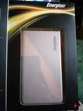 """Bateria portátil marca """"Energizer"""" s/80 soles con garantía"""