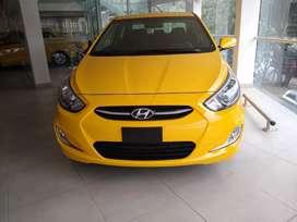 Taxi HYUNDAI Accent i25 M2020 4 puertas