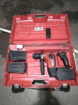 Martillo perforador a bateria