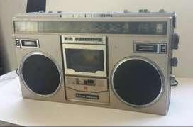 Radiograbador Panasonic Rx-5100f Funciona Todo!!!