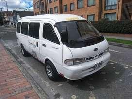 Ofrezco camioneta para transporte empresarial o turismo