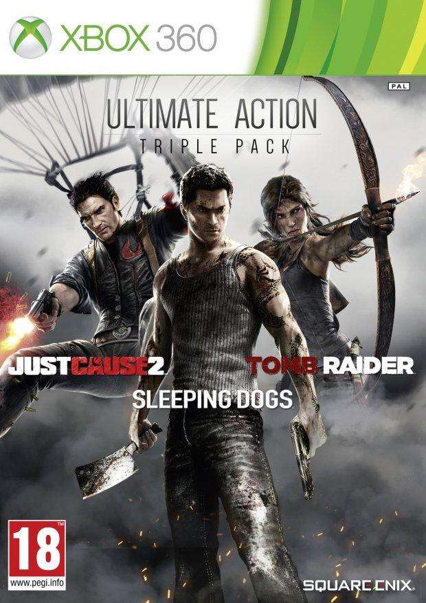 ULTIMATE ACTION TRIPLE MPACK XBOX 360. 0