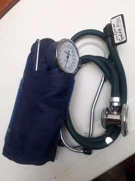 Equipo tension arterial