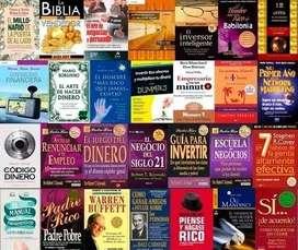 +23 LIBROS DE EDUCACIÓN FINANCIERA QUE TE AYUDARÁN SI QUIERES SER EXITOSO (PDF)
