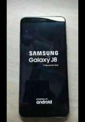 Samsung J8 32gb