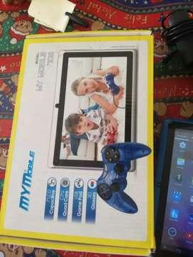 Tablet usada completa