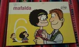 Mafalda 6 - Quino - Ediciones de la flor