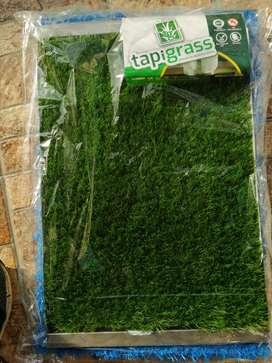 Pediluvio alfombras de GRAS SINTÉTICO segunda mano  Perú