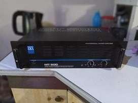Potencia ZKX MT 500