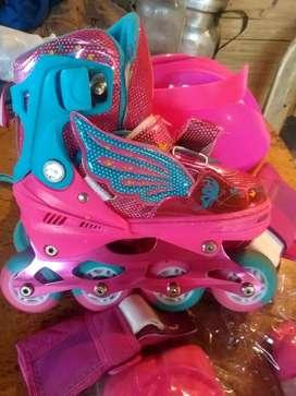 Se venden patines