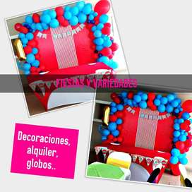 Decoracion Y Eventos