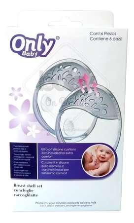 Set de Recolectores para Lactancia- Only Baby