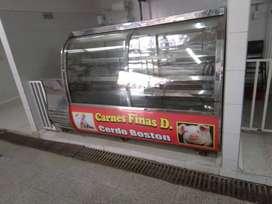 Nevera comercial para carnes