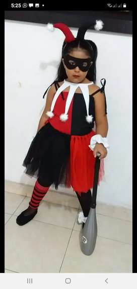 Disfraz para niñas