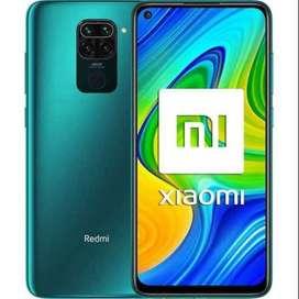"""Cambio Redmi note 9 más (iPhone 6 que no prende) Pantalla: 6.53"""", 1080 x 2340 pixels Procesador: Mediatek Helio G85 2GHz"""