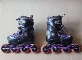 Vendo patines en línea