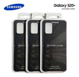 Silicone Cover Para Galaxy S20 Plus Case 100% Original