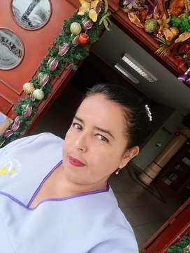 Ofresco mis servicios de enfermería y del adulto mayor y cuidado de niño a partir de 7 años de edad