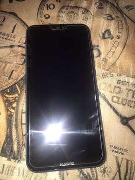 Se vende celular Huawei p20 Lite e