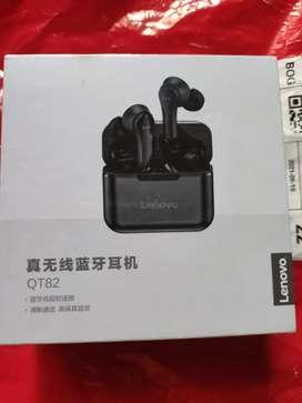 Auriculares Lenovo QT82 wireless Bluetooth