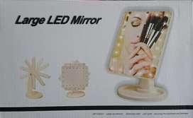 Large Led Mirror Espejo con Luz Led