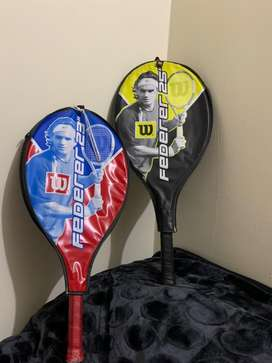 Raquetas de Tenis de niñosmarca Wilson