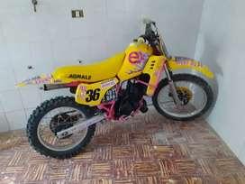 Vendo motocross 2t