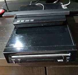 Nintendo WII con kinetic