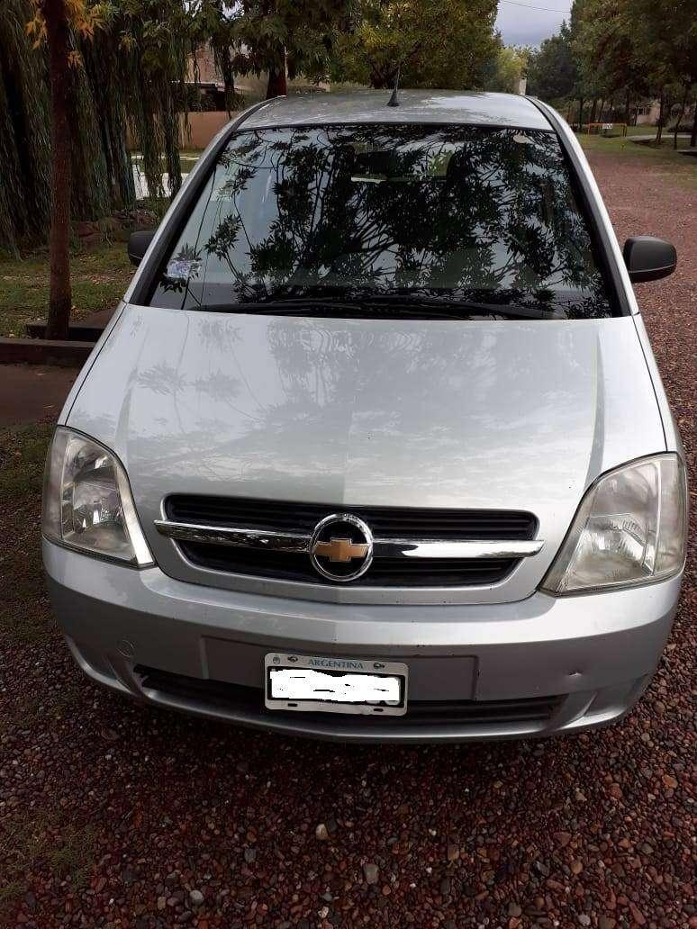 Vendo Chevrolet Meriva 1.8 GL 2008. Nafta con Tubo GNC Grande (60 Lts) 0