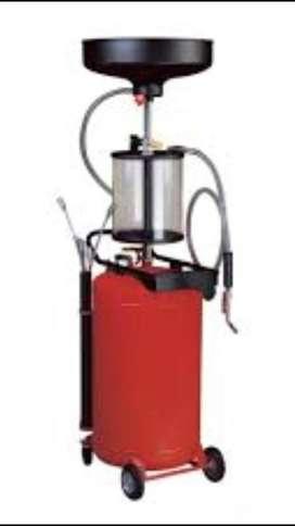 Extractor Y Recolector de Aceite