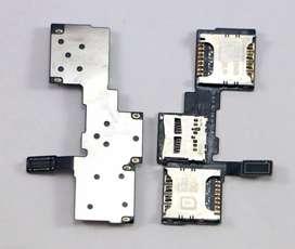 Flex Original Sim Card Chip Samsung Note 3 N9000 Impormel
