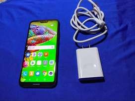 Huawei P20 Lite 4G,4gb ram,32gb memoria interna,16mpx camara HD,huella dactilar imei Original