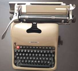 Maquina De Escribir, Olivetti Lexicon 80 FUNCIONANDO