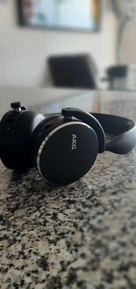 Semi Nuevo Harman Akg Y500 Auriculares Inalámbricos Bluetooth...