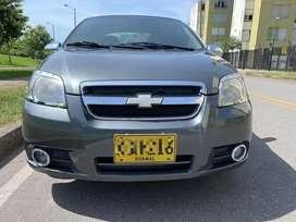 Chevrolet Aveo Emotion 2010