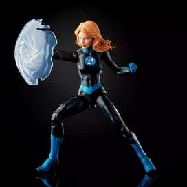 Figura Invisible Woman Fantastic Four F4 / Marvel Legends