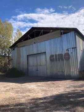 Galpones en alquiler - parque industrial Las heras