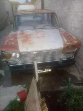 Vendo fiat 1500 añ0 1969
