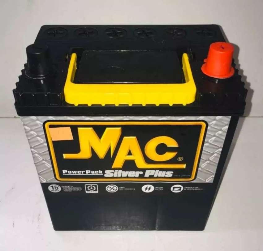 Vendo Batería  MAC SPARK GO/CRONOS, CHANA CARRY, HYUNDAI I10/ATOS Y CHEVROLET ALTO 0