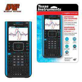 Texas Instruments Cx II Cas Ti-nspire Calculadora Graficadora