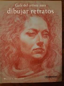 GUIA DEL ARTISTA PARA DIBUJAR RETRATOS de William L. Maughan