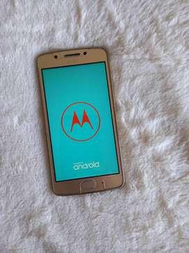 Motorola g 5 usado