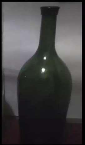Botellas para decorar para centro de mesas