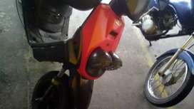 Vendo Moto Bws Verá  venezolana