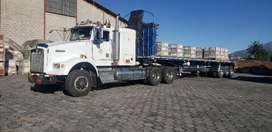 Vendo cabezal Kenworth 1999