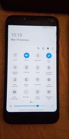 samsung j4 edición android 10 16gb no lg htc huawei sony
